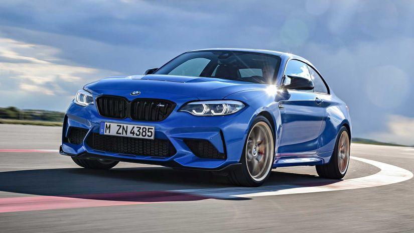 BMW M2 ganha nova versão topo de linha CS