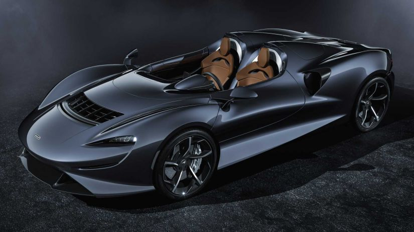 McLaren divulga conversível que chega a 200 km/h em apenas 6,7 segundos