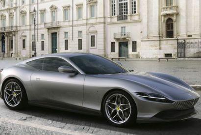 Ferrari lança novo esportivo de 620 cv
