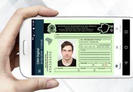 Aplicativo da CNH Digital ganha novas funções