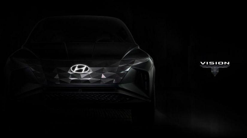 Hyundai lança teaser misterioso para novo crossover híbrido