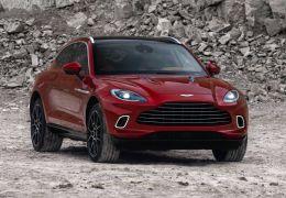 Aston Matin apresenta seu primeiro SUV