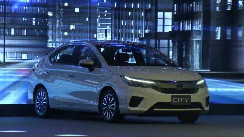 Honda City apresenta nova geração do carro com motor 1.0 turbo de 3 cilindros
