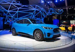 Ford divulga preço e data de lançamento do Mustang elétrico Mach-E