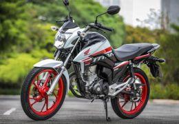 Honda lança novas CG 160 Titan S