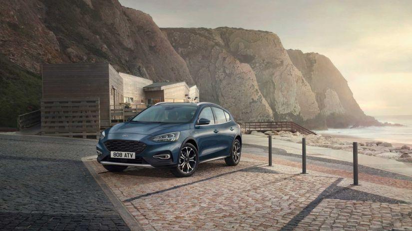 Ford anuncia versão aventureira de luxo para Focus