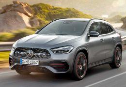Mercedes-Benz GLA 2021 será lançado no Brasil ano que vem