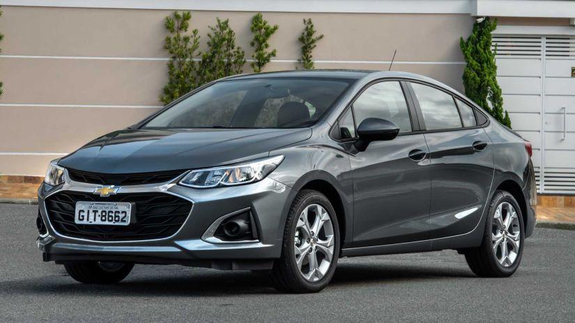 Chevrolet começa a vender novo Cruze LT 2020 por R$ 101.190