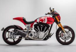 Keanu Reeves lança sua moto Arch KRGT-1 2020