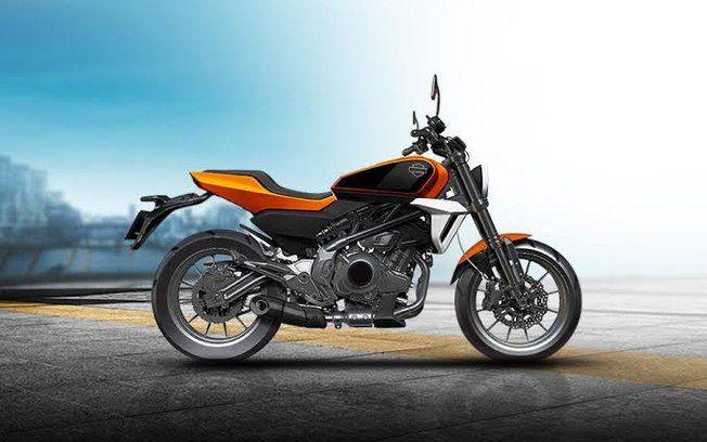 Harley-Davidson lançará naked esportiva de baixa cilindrada