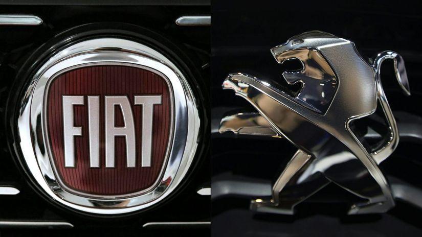 Peugeot e Fiat Chrysler anunciam acordo de fusão