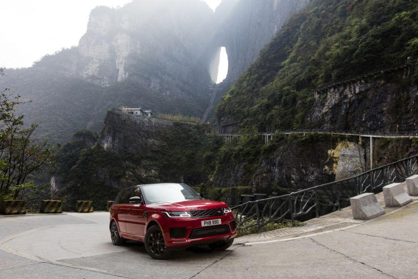 Land Rover venderá Range Rover híbrido por R$ 511.100 no Brasil