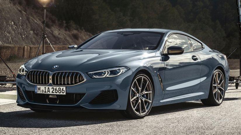 BMW Série 8 chega ao Brasil por preço de R$ 799.950