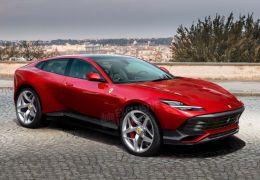 """Ferrari lançará modelo """"Purosangue"""" em 2021"""