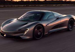 McLaren Speedtail se torna o mais rápido da história da montadora