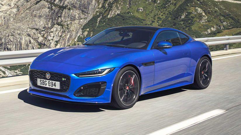 Jaguar libera informações e formulário de interesse para F-Type 2021 no site brasileiro