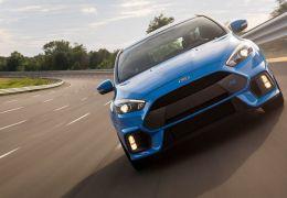 Novo Ford Focus RS pode ficar acima dos 400 cv de potência