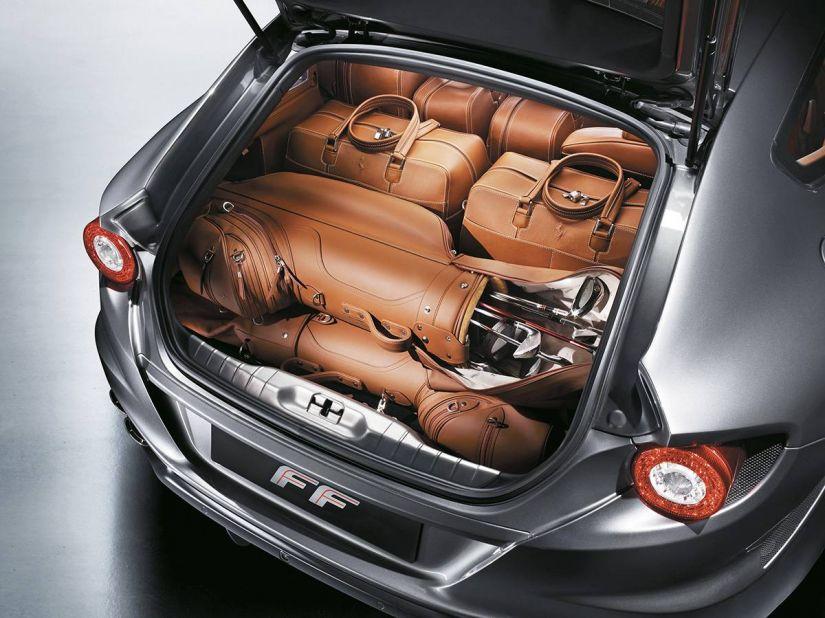 5 dicas para acomodar a bagagem com segurança no carro