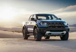 Ford Ranger Raptor terá motor V8 do Mustang