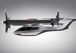 Hyundai apresenta modelo de carro voador em feira nos Estados Unidos