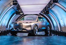 BMW iNEXT será o primeiro veículo premium do mundo com tecnologia 5G