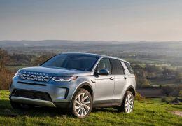 Novo Land Rover Discovery Sport 2020 começa a ser vendido no Brasil