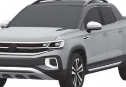 Volkswagen registra esboços da Tarok no Brasil