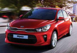 Kia Rio será vendido partindo de R$ 69.990