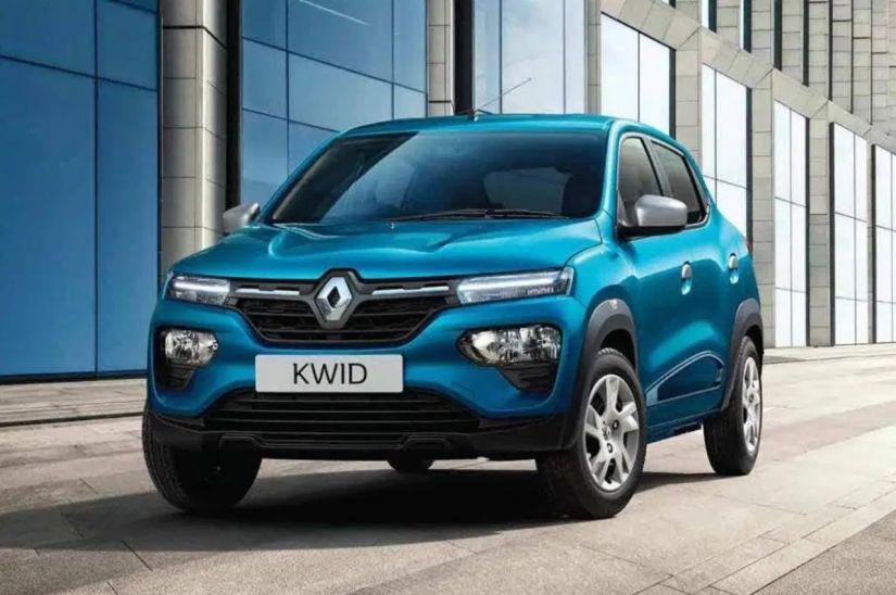 Renault Kwid passa a ser o carro mais barato do Brasil