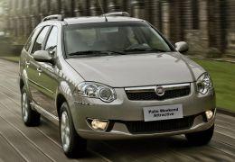 Fiat confirma fim da produção da Weekend