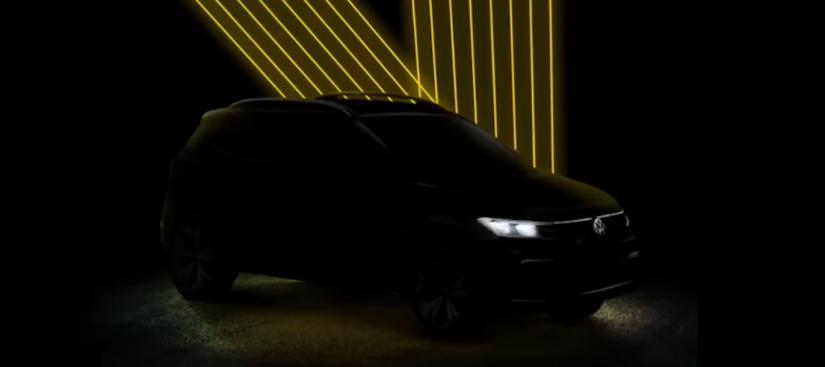 Volkswagen divulga primeira imagem do seu novo SUV de entrada