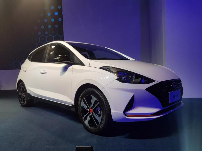 Hyundai lança HB20 Sport por R$ 70.990