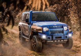 Troller começa vendas do TX4 automático no Brasil
