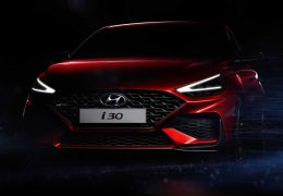 Hyundai apresenta teaser do facelift do i30