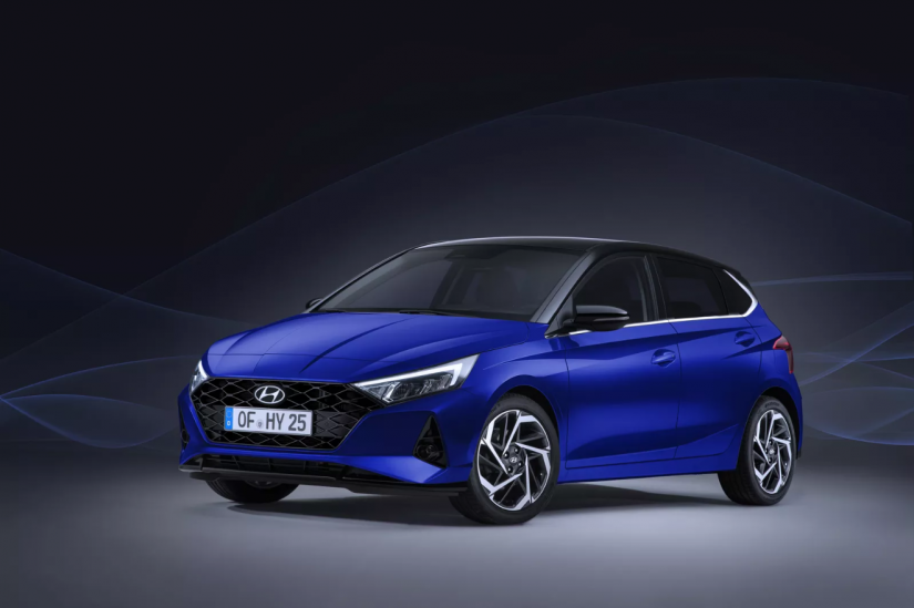 Hyundai apresenta nova geração do i20