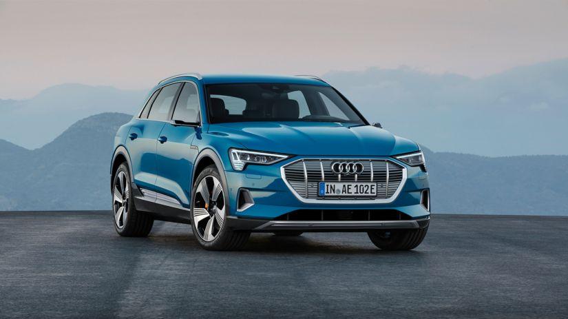 Audi confirma chegada das primeiras unidades do E-Tron para abril