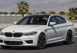 BMW anuncia recall de 52 unidades do M5 por defeito no câmbio