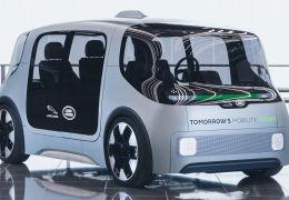 Jaguar Land Rover lança veículo autônomo 100% elétrico