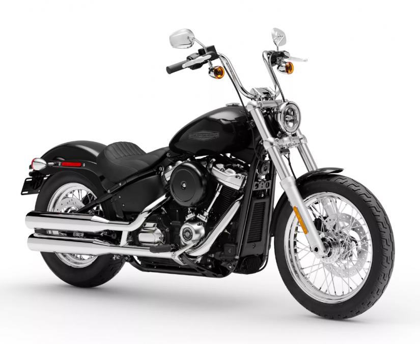 Harley-Davison lança Softail com motor V2 de 1.746 cc