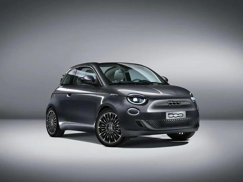 Fiat apresenta nova geração do 500 em sua versão elétrica
