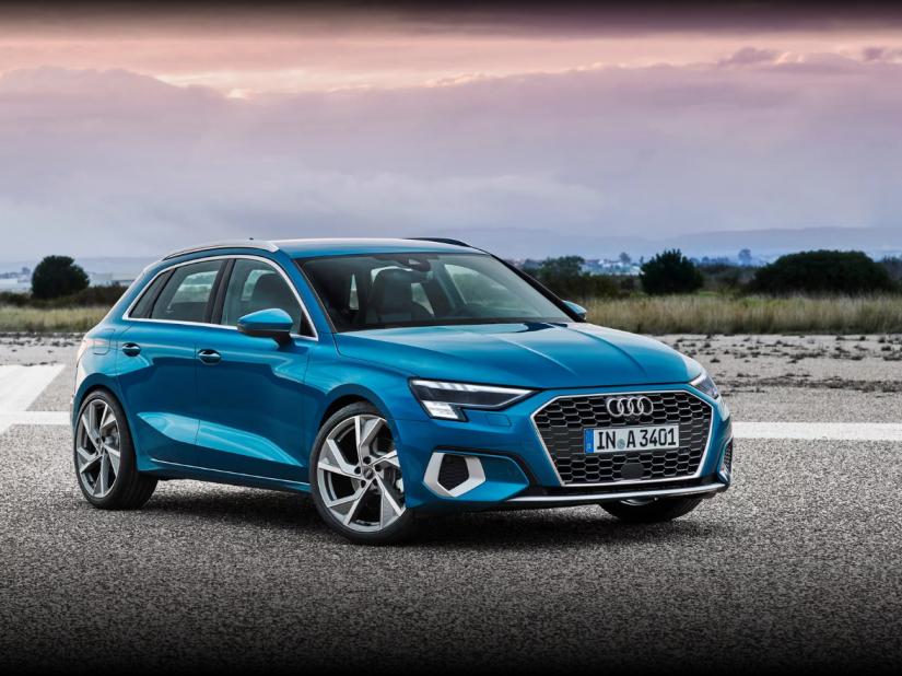 Audi apresenta quarta geração do A3