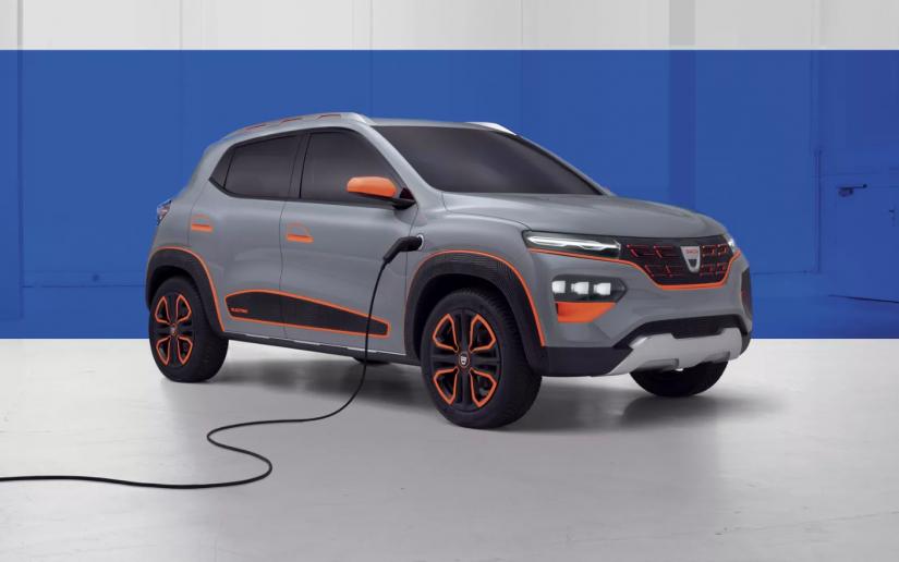 Renault Kwid chega na Europa partir de 2021