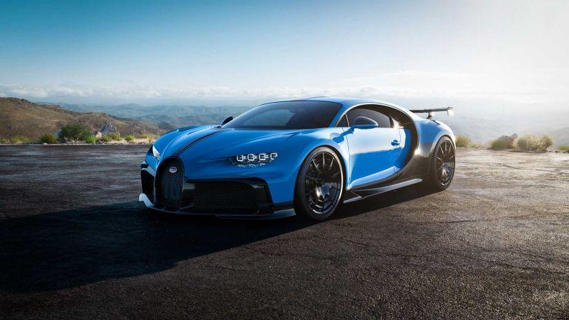 Bugatti lança carro que custa R$ 16 milhões