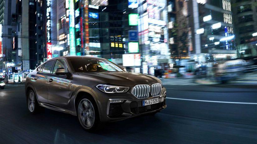 BMW lança novo X6 no Brasil em versão xDrive40i