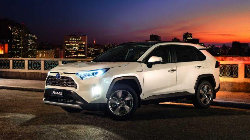 Toyota RAV4 2020 chega ao Brasil partindo de R$ 194 mil