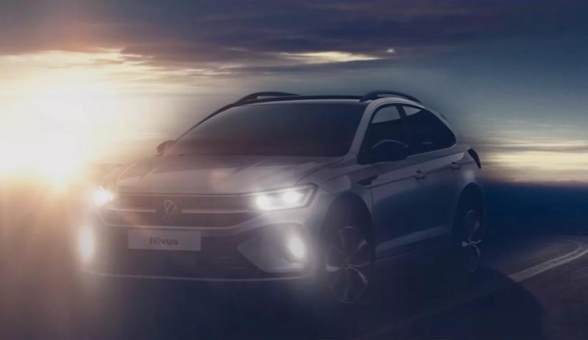 Volkswagen revela nova imagem do Nivus