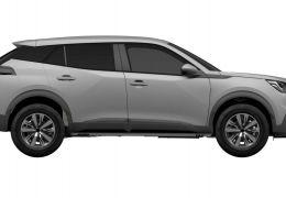 Novo Peugeot 2008 2021 ganha registro no Brasil
