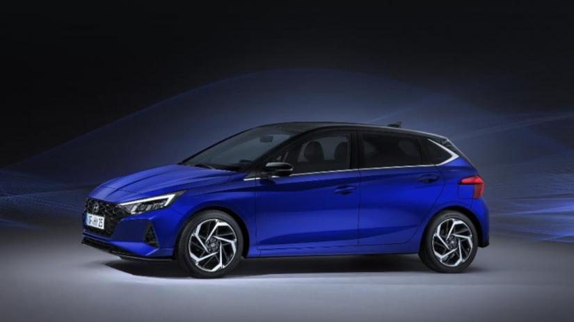 Hyundai revela novos detalhes do novo i20