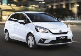Novo Honda Fit deve ganhar versão esportiva Type R