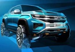 Volkswagen cancela projeto da Nova Amarok 2022 na Argentina